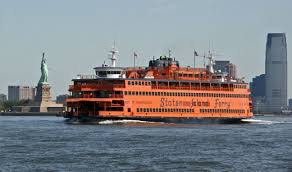 Ode To The Staten Island Ferry